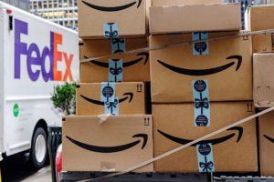 FedEx and Amazon