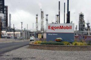 exxon mibil plant