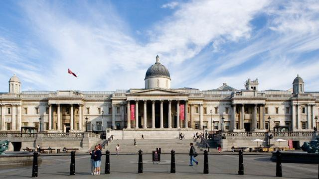 National Gallery london best free thing to do in london