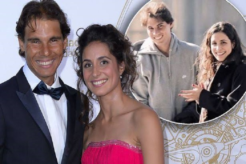 Rafael Nadal gets married with his Childhood friend Xisca