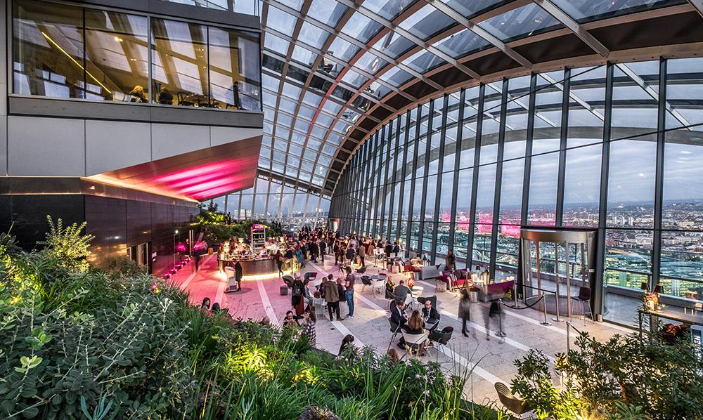 Sky garden best thing to do in london