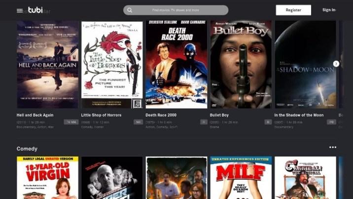 Showbox movies Alternatives
