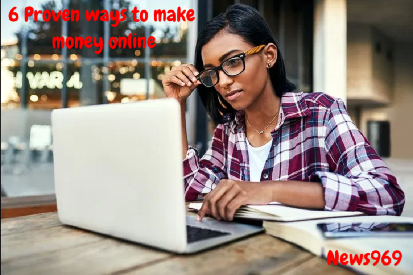 Make money online without investing a single penny