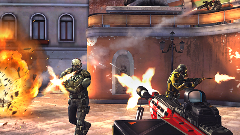 Download Modern Combat 5 eSports FPS for PC