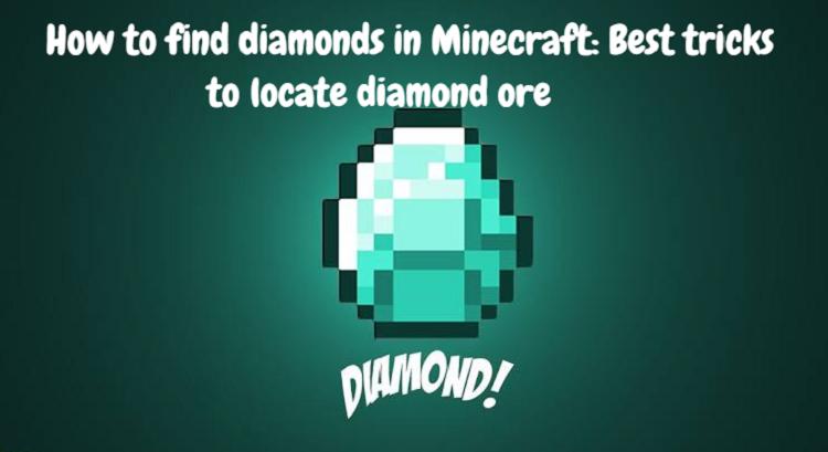 How to find diamonds in Minecraft: Best tricks to locate diamond ore