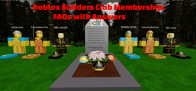 Roblox Builders Club Membership Faqs With Answers News969 Latest Technology News Gaming Pc Tech News
