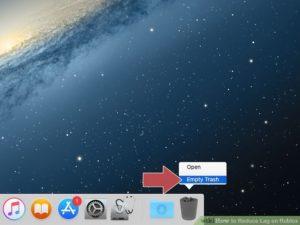 Fix reduce roblox lag on Mac