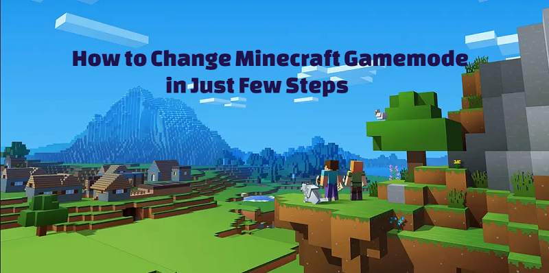 How to Change Minecraft Gamemode
