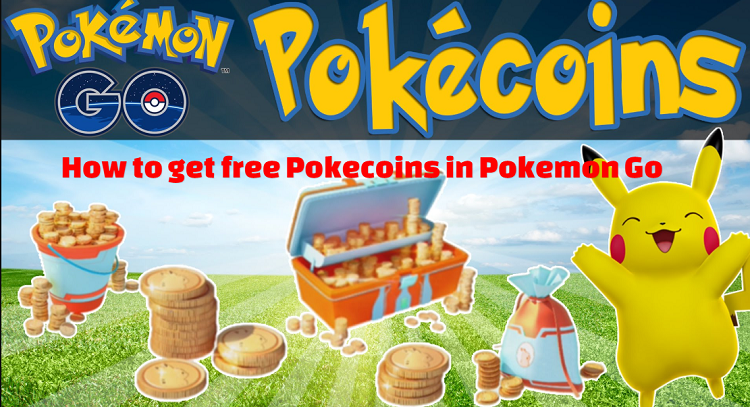 How to get free Pokecoins in Pokemon Go